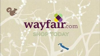 Wayfair Winter White Sale TV Spot, 'Bedding, Rugs and Bath Essentials' - Thumbnail 7