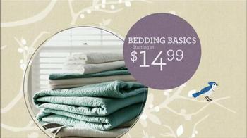 Wayfair Winter White Sale TV Spot, 'Bedding, Rugs and Bath Essentials' - Thumbnail 3