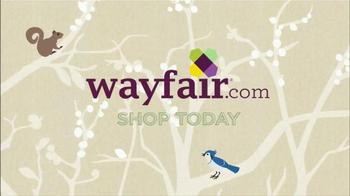 Wayfair Winter White Sale TV Spot, 'Bedding, Rugs and Bath Essentials' - Thumbnail 6