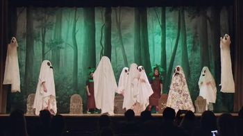 Wayfair Winter White Sale TV Spot, 'School Play Ghost' - 526 commercial airings