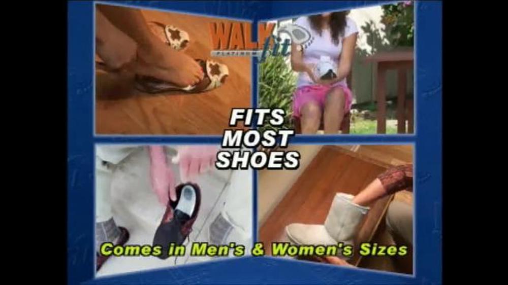 WalkFit Platinum TV Commercial, 'Five Million'