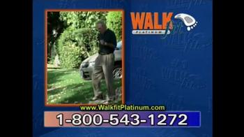 WalkFit Platinum TV Spot, 'Five Million' - Thumbnail 5