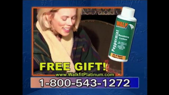 WalkFit Platinum TV Spot, 'Five Million' - Thumbnail 6