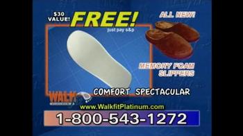 WalkFit Platinum TV Spot, 'Five Million' - Thumbnail 7