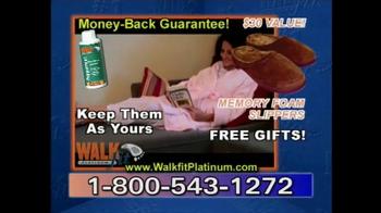 WalkFit Platinum TV Spot, 'Five Million' - Thumbnail 8