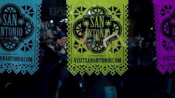 Visit San Antonio TV Spot, 'Discover San Antonio's Nightlife' - Thumbnail 8
