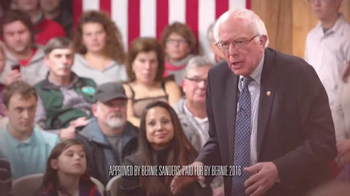 Bernie 2016 TV Spot, 'Working Families' - Thumbnail 10