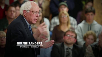 Bernie 2016 TV Spot, 'Working Families' - Thumbnail 2