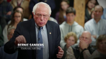 Bernie 2016 TV Spot, 'Working Families'