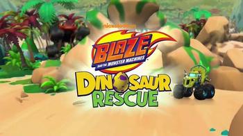 Blaze and the Monster Machines Dinosaur Rescue TV Spot, 'Eggcellent' - Thumbnail 2