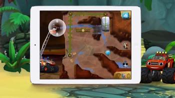 Blaze and the Monster Machines Dinosaur Rescue TV Spot, 'Eggcellent' - Thumbnail 5