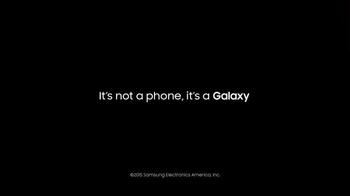 Samsung Galaxy TV Spot, 'It's Not a Phone, It's a Galaxy: Camera' - Thumbnail 9