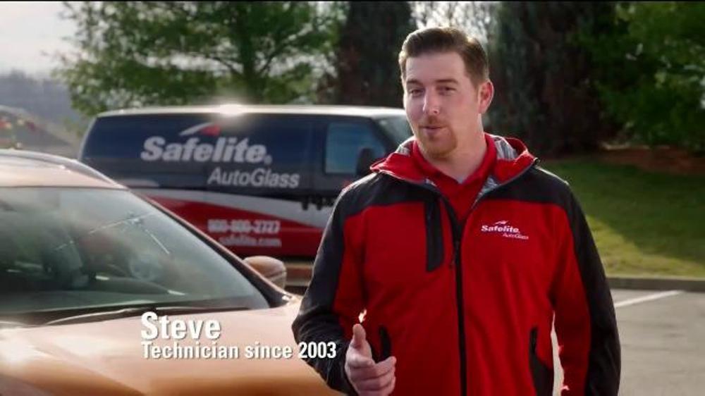 Safelite Auto Glass TV Commercial, 'Just a Few Clicks'