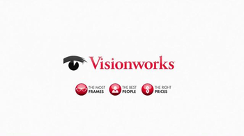 Visionworks TV Spot, 'Two for One' - Thumbnail 9
