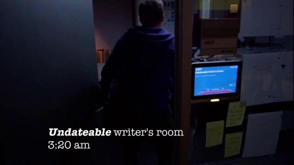 Amazon Echo TV Commercial, 'Undateable Writer's Room: Wake Up'