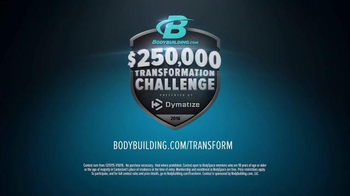 BodyBuilding.com TV Spot, '2016 Transformation Challenge' - Thumbnail 8