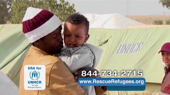 USA for UNHCR TV Spot, 'One too Many' - Thumbnail 7