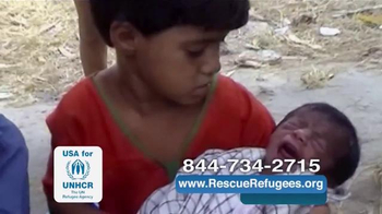 USA for UNHCR TV Spot, 'One too Many' - Thumbnail 2