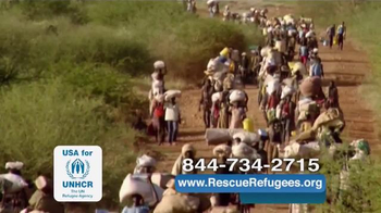 USA for UNHCR TV Spot, 'One too Many' - Thumbnail 4