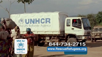 USA for UNHCR TV Spot, 'One too Many' - Thumbnail 5