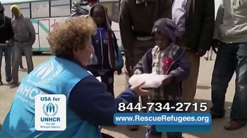 USA for UNHCR TV Spot, 'One too Many' - Thumbnail 6