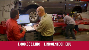 Lincoln Technical Institute TV Spot, 'Be Passionate About Your Job' - Thumbnail 3