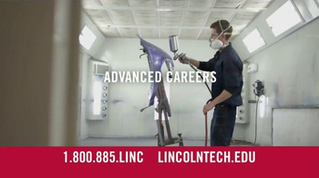 Lincoln Technical Institute TV Spot, 'Be Passionate About Your Job' - Thumbnail 4