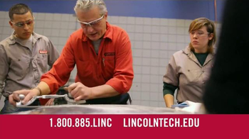 Lincoln Technical Institute TV Spot, 'Be Passionate About Your Job' - Thumbnail 6