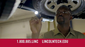 Lincoln Technical Institute TV Spot, 'Be Passionate About Your Job' - Thumbnail 7