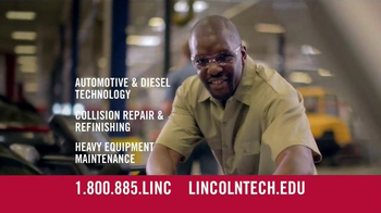 Lincoln Technical Institute TV Spot, 'Be Passionate About Your Job' - Thumbnail 8