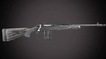 Ruger Gunsite Scout Rifle TV Spot, 'Multi-Purpose Use' - Thumbnail 1