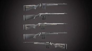 Ruger Gunsite Scout Rifle TV Spot, 'Multi-Purpose Use'
