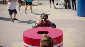GoGurt TV Spot, 'Whatever It Takes: Strongman' - 1085 commercial airings
