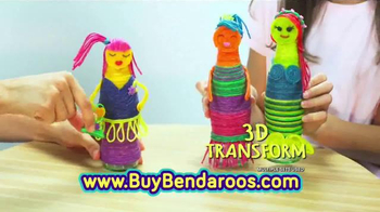 Bendaroos 3D TV Spot, 'Fun That Never Stops'