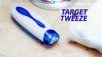 Target Tweeze TV Spot, 'Time-Consuming Tweezing' - Thumbnail 6