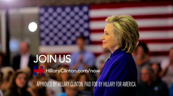 Hillary for America TV Spot, 'I'm With Him' - Thumbnail 8