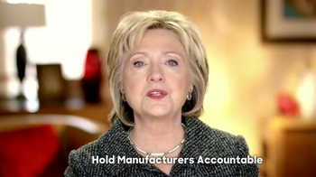 Hillary for America TV Spot, 'I'm With Him' - Thumbnail 4
