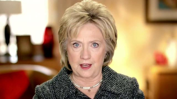 Hillary for America TV Spot, 'I'm With Him' - 11 commercial airings