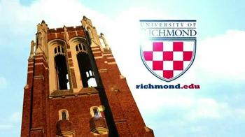 University of Richmond TV Spot, 'We Are U.R.' - Thumbnail 7