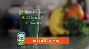 Purity Products Organic Juice Cleanse TV Spot, 'Juicing Made Simple' - Thumbnail 6