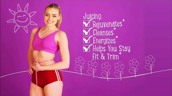 Purity Products Organic Juice Cleanse TV Spot, 'Juicing Made Simple'
