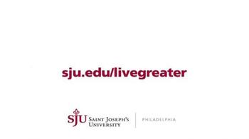 Saint Joseph's University TV Spot, 'Live Greater' - Thumbnail 6