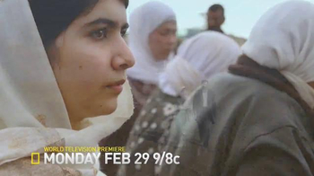 He Named Me Malala - 627 commercial airings