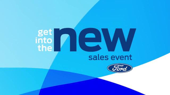 Ford Get Into the New Sales Event TV Spot, 'EcoBoost' - Thumbnail 1