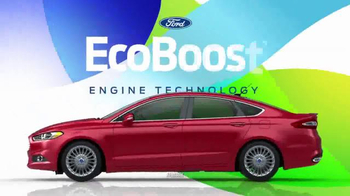 Ford Get Into the New Sales Event TV Spot, 'EcoBoost' - Thumbnail 3