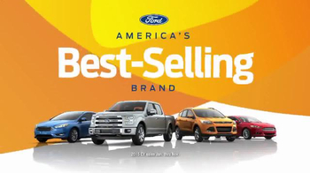 Ford Get Into the New Sales Event TV Spot, 'EcoBoost' - Thumbnail 4