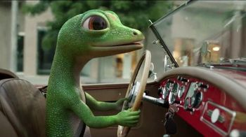 GEICO TV Spot, 'Valet: Gecko Journey' - 8507 commercial airings