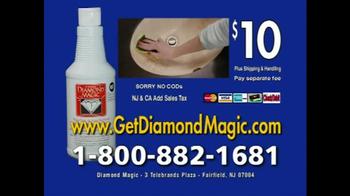 Diamond Magic TV Spot, 'Real Diamonds' - Thumbnail 9