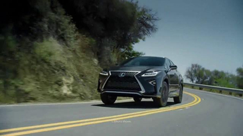 2016 Lexus RX TV Spot, 'Judgments' - Thumbnail 6