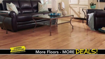 Lumber Liquidators TV Spot, 'New Year's Deals' - Thumbnail 4